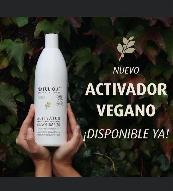 Nuevo Activador Vegano. ¡Disponible ya en Studio Coquette!....pide más información